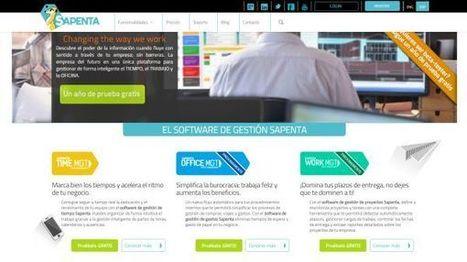 Sapenta, Plataforma de Gestión para Pymes de origen español | Social Media e Innovación Tecnológica | Scoop.it