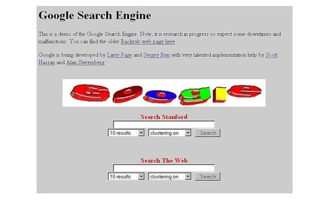 The early days of 25 websites - Telegraph | Websites I Found So You Don't Need To | Scoop.it