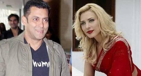 Heartbreaker! Salman Khan gets engaged to Iulia Vantur | Entertainment News | Scoop.it