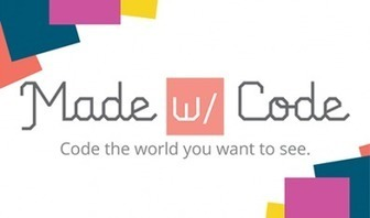 Made with Code: i progetti di Google per il coding | Pedagogy, Education, Technology | Scoop.it