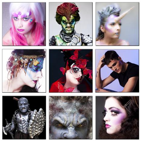 College Prospectus leaflet - Make-Up Artistry | Make-Up Articles | Scoop.it