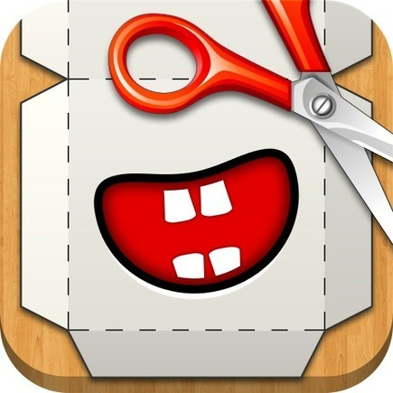 Foldify for iPad - Create, Print, Fold! | Kool Tools for Schools | Scoop.it