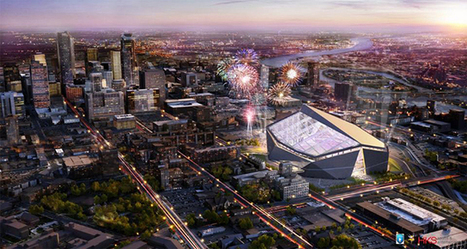 3 firms bid on Vikes stadium parking; stakes high for Ryan - MinnPost.com | Sports Facility Management 4239596 | Scoop.it