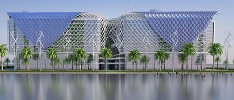 Les villes du futur, vertes, denses et connectées, sont en construction | Construction d'avenir | Scoop.it