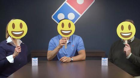 Domino's veut apprendre les emojis aux seniors | Marketing innovations | Scoop.it