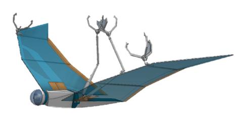 Un drone chauve-souris pour surveiller les sites en construction | Ressources pour la Technologie au College | Scoop.it