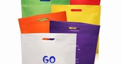 Non Woven Bags: Ideal alternative to polythene bags | B2B INDIA | B2B India | Scoop.it