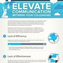 Elevate Communication Between Your Colleagues | Visual.ly | Biz2020 | Scoop.it