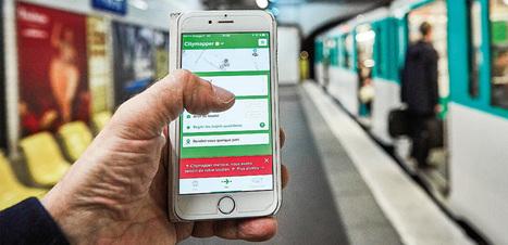 Comment la RATP ouvre la guerre de l'open data   vie privée et Internet   Scoop.it