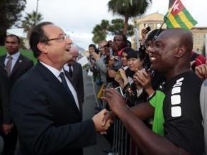A Nice, François Hollande ouvre la 7e édition des Jeux de la francophonie | beaux sites et villages de France - France nicest villages and sites | Scoop.it