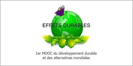 Effets Durables - Mooc Francophone à partir du 1er Octobre 2013 | E-pedagogie, apprentissages en numérique | Scoop.it