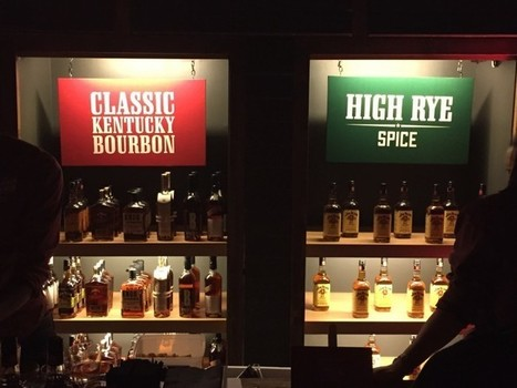 Le Bourbon Legends Bar fait souffler un vent de Kentucky sur Paris | streetmarketing | Scoop.it