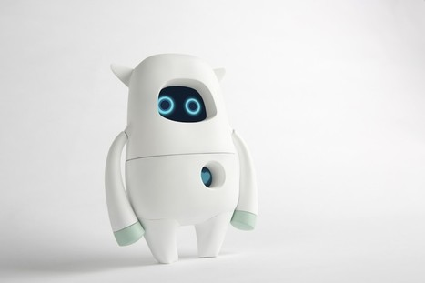 This Little Robot Wants to Be Your Best Friend | WIRED | Talking things | Scoop.it