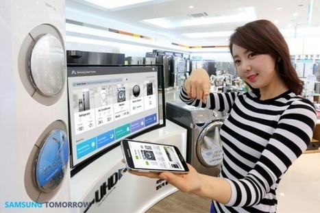 """Samsung launches """"Smart Home"""" Android app and two compatible appliances - Ars Technica 