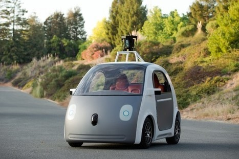 Google's Self-Driving Car Hits Roads Next Month—Without a Wheel or Pedals - Wired | Learning on the Fly | Scoop.it
