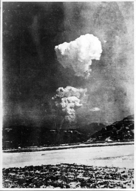Corriere della Sera - Hiroshima, la foto inedita del fungo atomico   Nuclear Physics   Scoop.it