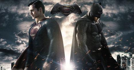 Batman v Superman - nuovo video dal set | NewsCinema | Scoop.it