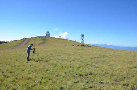 9/13 Magdalena Ridge Observatory + Desert Music | Chris Kallmyer | DESARTSONNANTS - CRÉATION SONORE ET ENVIRONNEMENT - ENVIRONMENTAL SOUND ART - PAYSAGES ET ECOLOGIE SONORE | Scoop.it