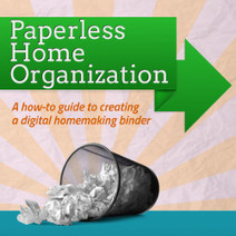Paperless Home Organization - Simply Convivial | Wellness Life | Scoop.it