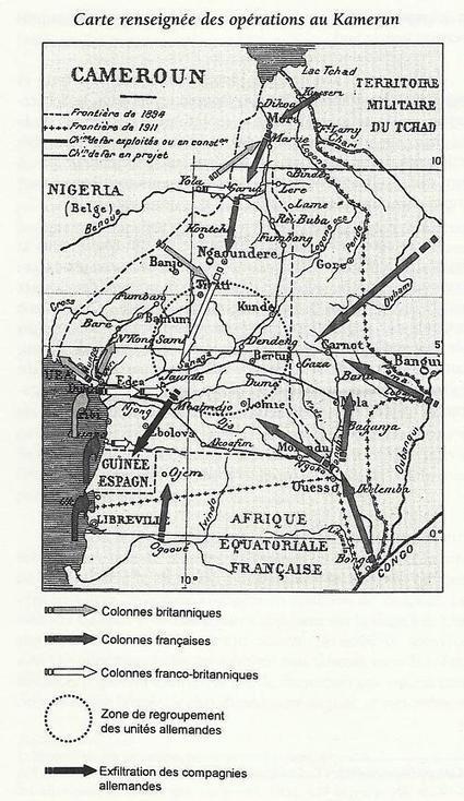 Afrique - Grande Guerre : quand Français et Britanniques chassaient les Allemands du Cameroun | France 24 | Kiosque du monde : Afrique | Scoop.it