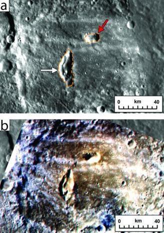 Mercury's Volcanic Activity Lasted Billions of Years | Geology | Scoop.it