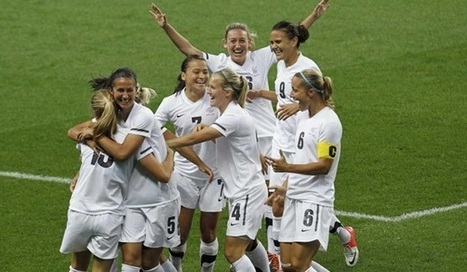How to raise the profile of women's sport | Involvement in physical activity and its impact on current and future well-being | Scoop.it