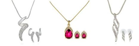 Oleva Jewellery Store: Buy Oleva Jewellery Online at Best Price in India - Infibeam.com | Online Shopping Store | Scoop.it