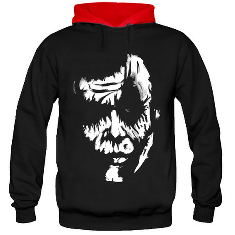 THE AGENT OF CHAOS FULL SLEEVE HOODIE | SAY IT LOUD | t shirt printing | Scoop.it