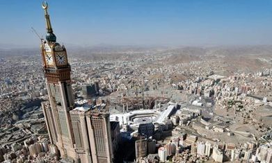 Mecca's mega architecture casts shadow over hajj | religious impact | Scoop.it