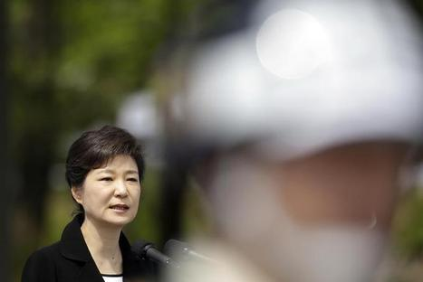 South Korea's president to receive warm welcome in China | North Korea and South Korea by lizzy G | Scoop.it