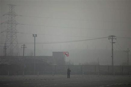 Air pollution in Beijing reaches hazardous levels - The Times of India   Meio Ambiente Atual   Scoop.it