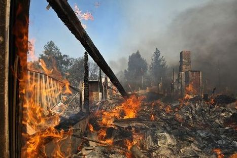 Beleaguered Firefighters Turn to New Technology | Sustain Our Earth | Scoop.it