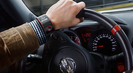 Nissan surprises us all with smartwatch concept for Nismo cars (video) | Automobiles, Supercars - constructeurs automobiles | Scoop.it