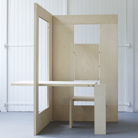 workspace to work at your place / Kapteinbolt | Du mobilier, ou le cahier des tendances détonantes | Scoop.it
