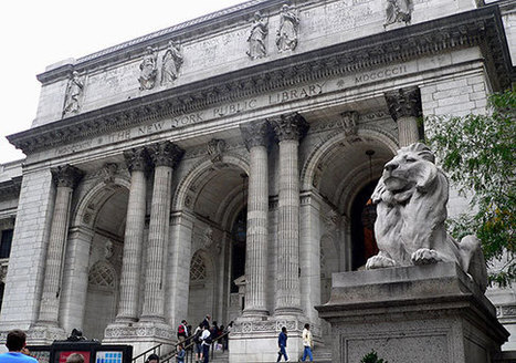 NY Public Library taps Dutch firm to lead Midtown renovations | innovative libraries | Scoop.it