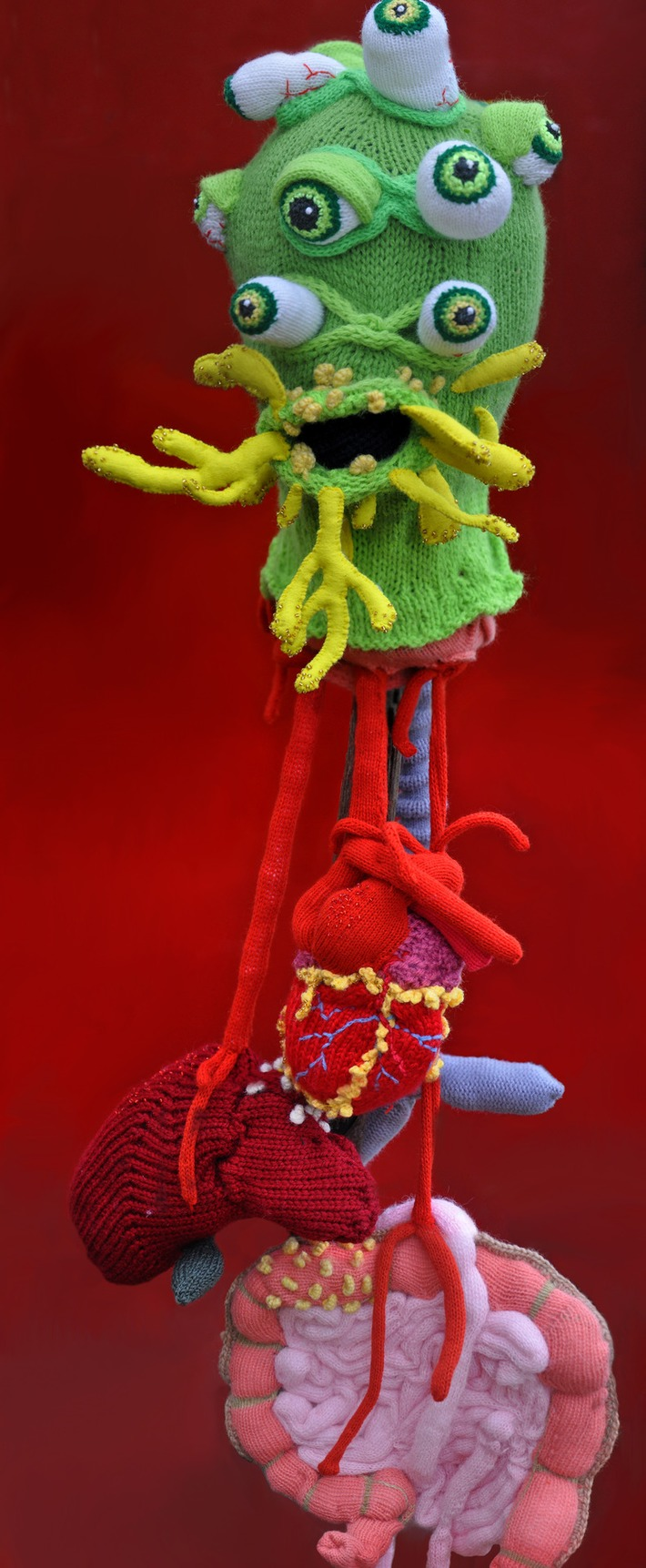 Brutal Knitting | For Art's Sake-1 | Scoop.it