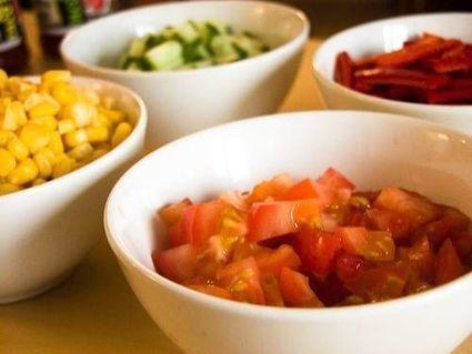 Recettes tex mex au piment et au poivron, basses calories | Tendances cuisine | Scoop.it