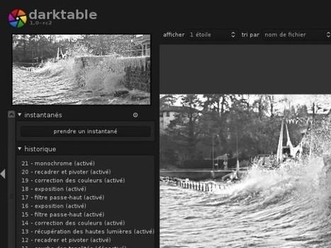 Darktable 1.0 est disponible !   Je, tu, il... nous !   Scoop.it