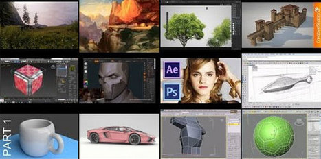 Some exclusive online half-day training classes for 3d modeling professionals | 3d information 2013 | Scoop.it