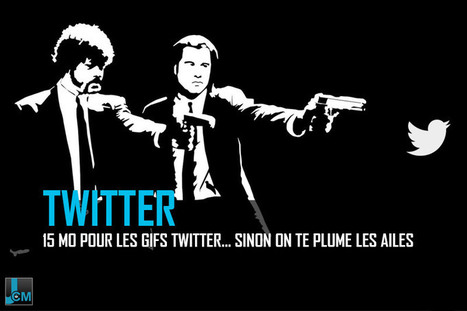Le GIF du commmunity manager pèse plus lourd sur Twitter | Stratégie digitale | Scoop.it