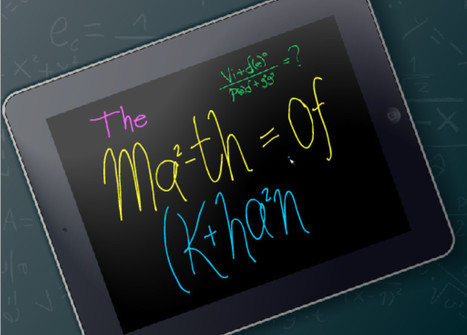 THE Journal January 2013: The Math of Khan | E-Learning and Online Teaching | Scoop.it