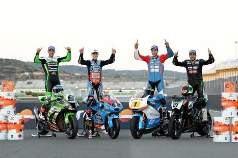A new FIM CEV Repsol in 2015 | Future Motorcycling to Infinity and Beyond! | Scoop.it