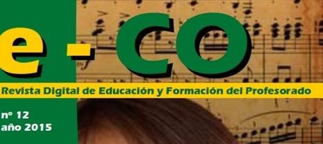 La revista e-CO dedica 10 páginas al #ProyectoPLE - 10 tipos de personas | AAdigital | Scoop.it