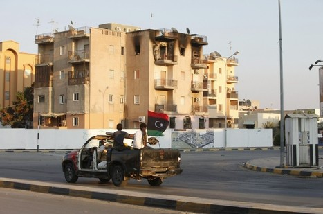 Libya: Tripoli Goes on Strike in Protest at Militia Violence | Saif al Islam | Scoop.it