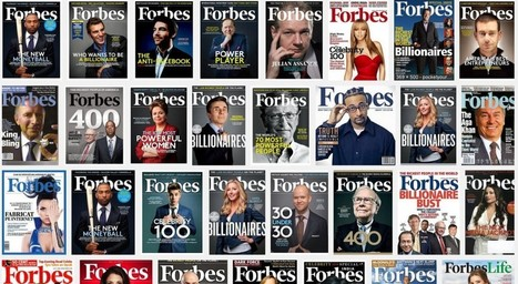 Three Marketing Lessons from the Forbes Magazine Sale - Vocus Blog   Entrepreneurial Journalism   Scoop.it