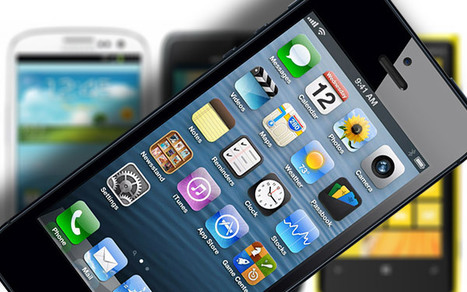 iPhone 5's Material Costs Estimated at $168 | WEBOLUTION! | Scoop.it