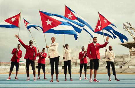 Les athlètes olympiques de Cuba en Louboutin | Les Gentils PariZiens : style & art de vivre | Scoop.it