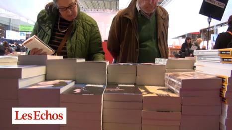 Salon du livre : qui a peur d'Amazon ? | Veille du REBICQ | Scoop.it