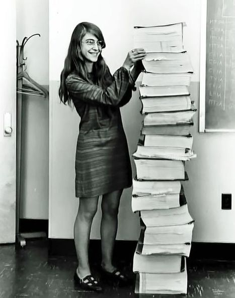 The code that took America to the moon was just published to GitHub, and it's like a 1960s time capsule | Asp.Net | Scoop.it