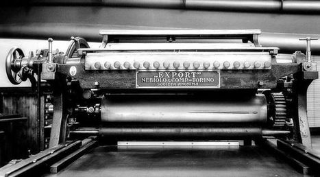 A museum dedicated to letterpress: Tipoteca Italiana | ItalianDirectory | Digital publishing and printing | Scoop.it